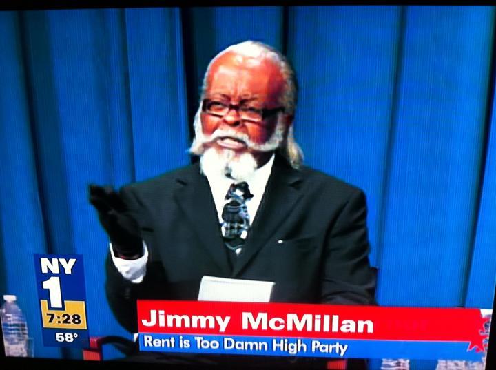 Jimmy McMillan