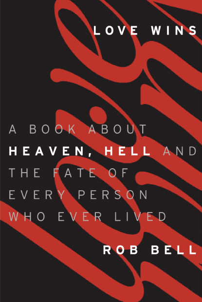 Rob Bell Love Wins Book Cover