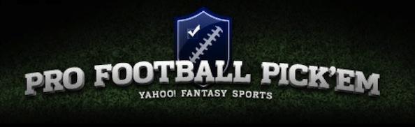 Yahoo! Sports NFL Pick'Em